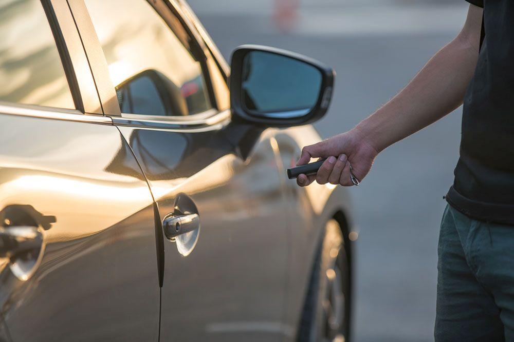 CRITERION Gépjárművédelm használata