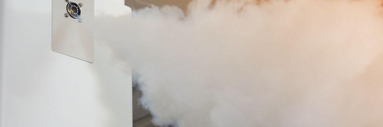 CRITERION Vagyonvédelmi rendszerek Füstágyú