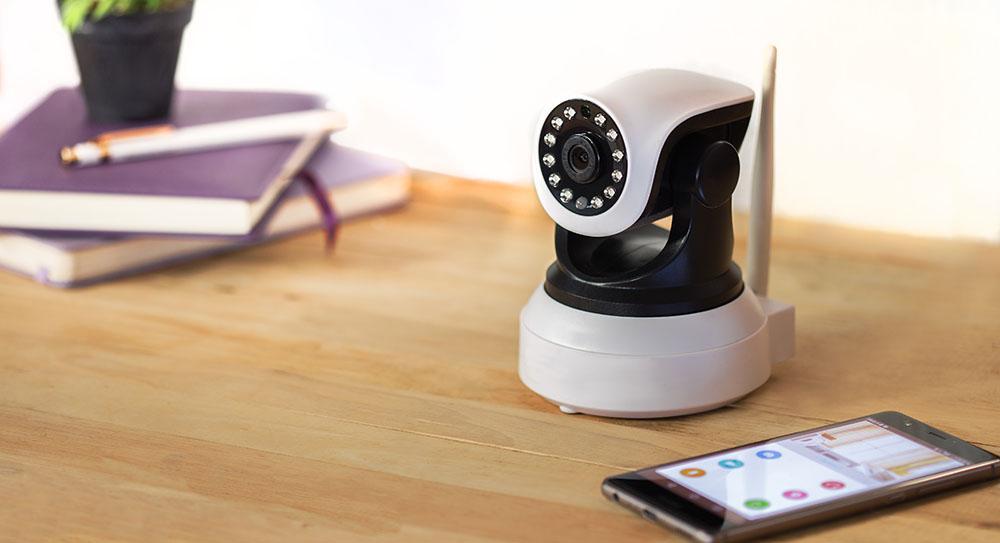 CRITERION Kamerarendszer IP Kamera
